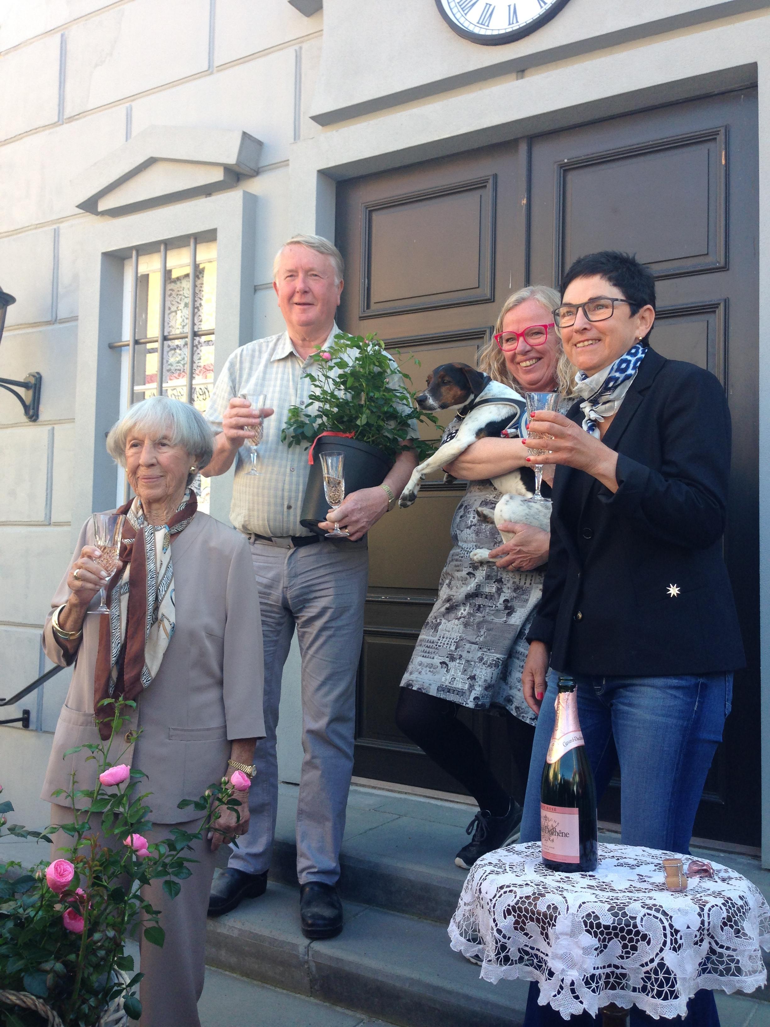 Lise Nørgaard in Korsbæk