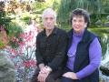 Finn og Merry Sørensen, ejer og ildsjæl, fortjener en rose