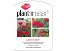 Plant'n'Relax Lady in red