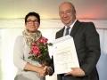 Internationaal Rozenconcours, Den Haag, Holland 2011 - 1st prize