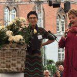 Ghita Nørby introducerer rosen